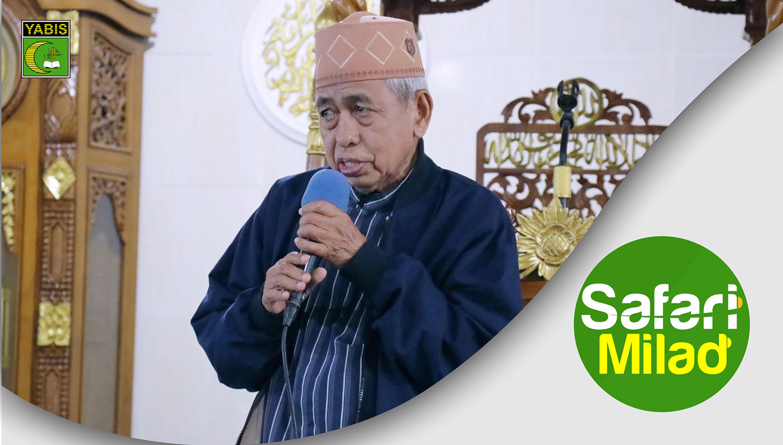 Safari Milad ke-33 YABIS, Masjid Darul Falah Selambai Loktuan