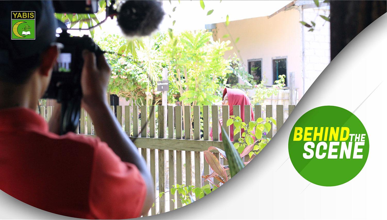 """Behind The Scene """"RINDU"""" Serial Ramadhan YABIS"""